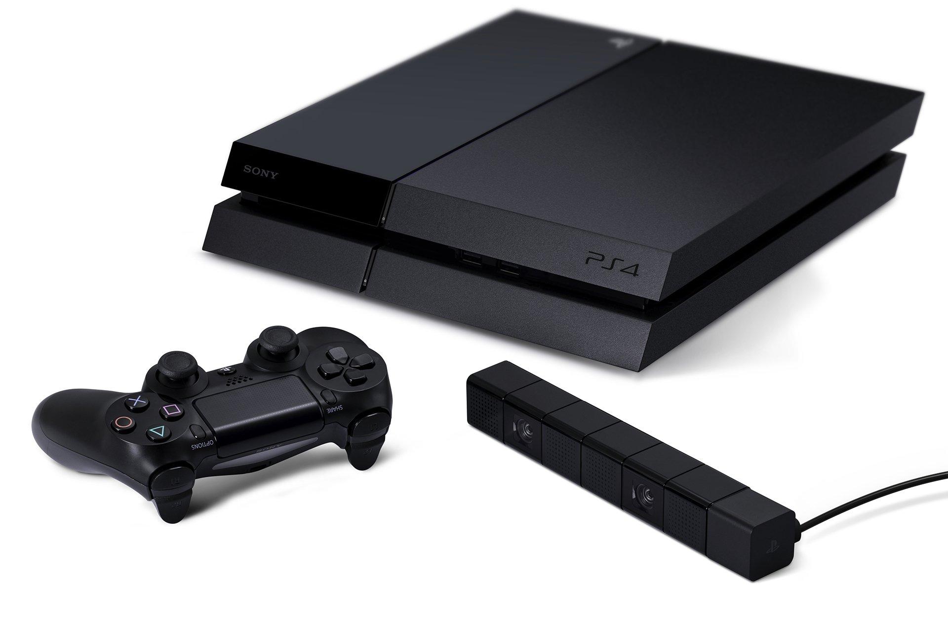 PS4 prodaja