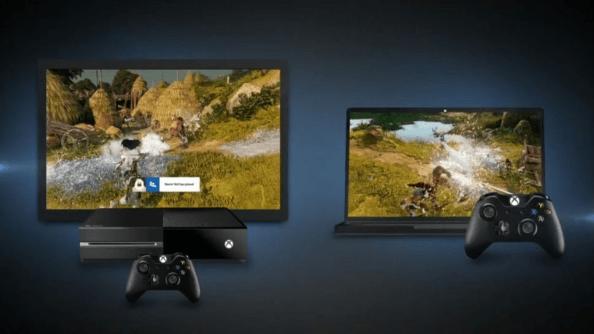 Xbox One streaming windows 10