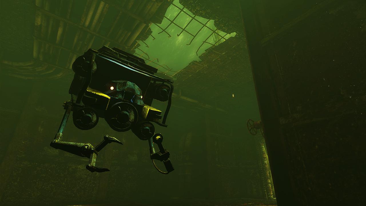 depth game