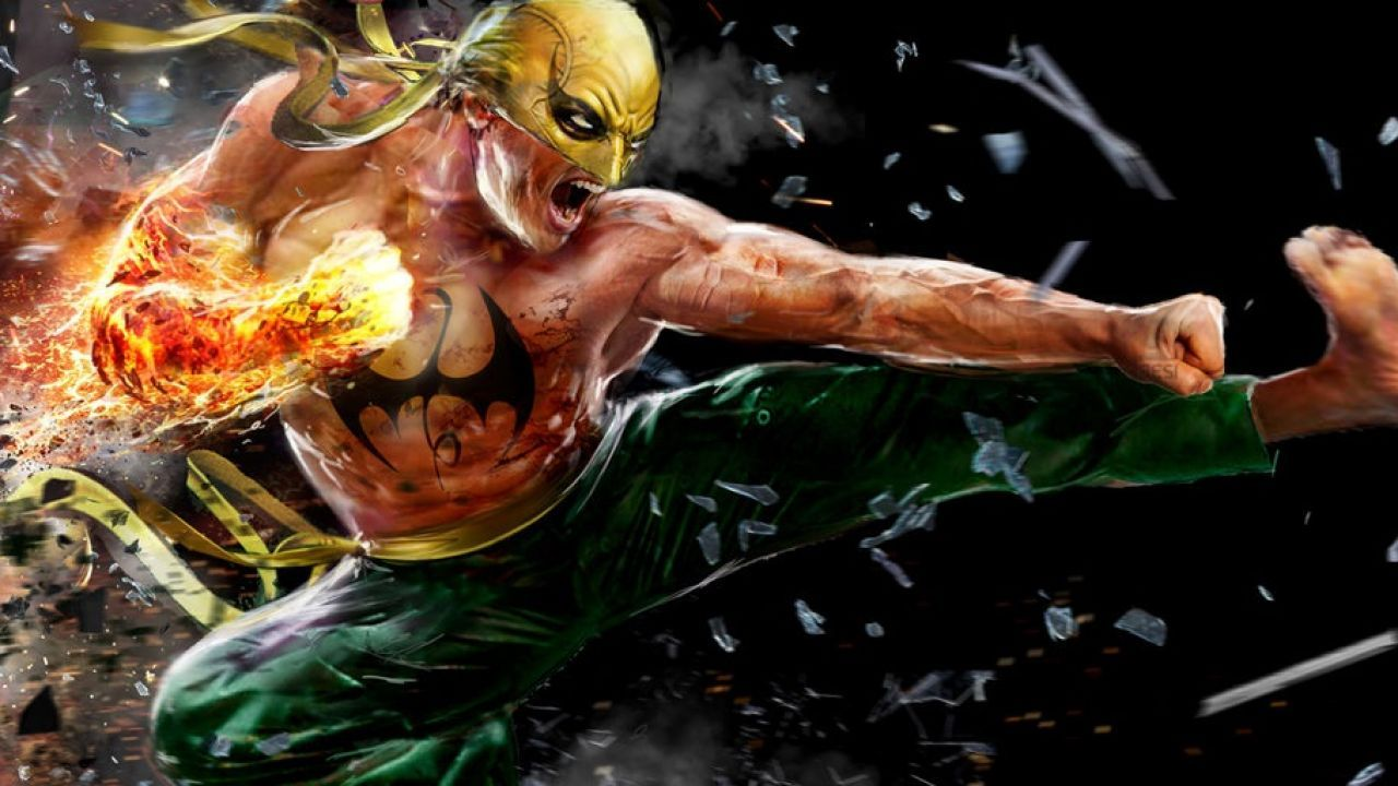 Iron Fist Defenders Netflix Marvel