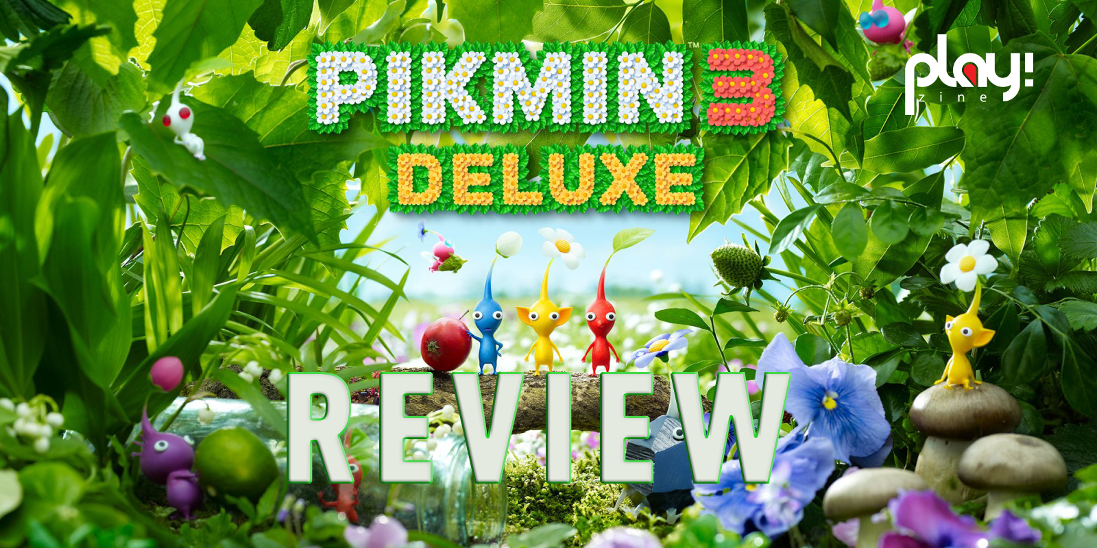 Pikmin 3 Deluxe main photo